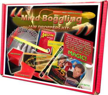 Mind Boggling Jaw Droppers Kit