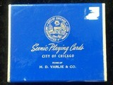 Scenic Playing Cards - City Of Chicago
