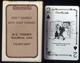 Cowhand Playing Cards